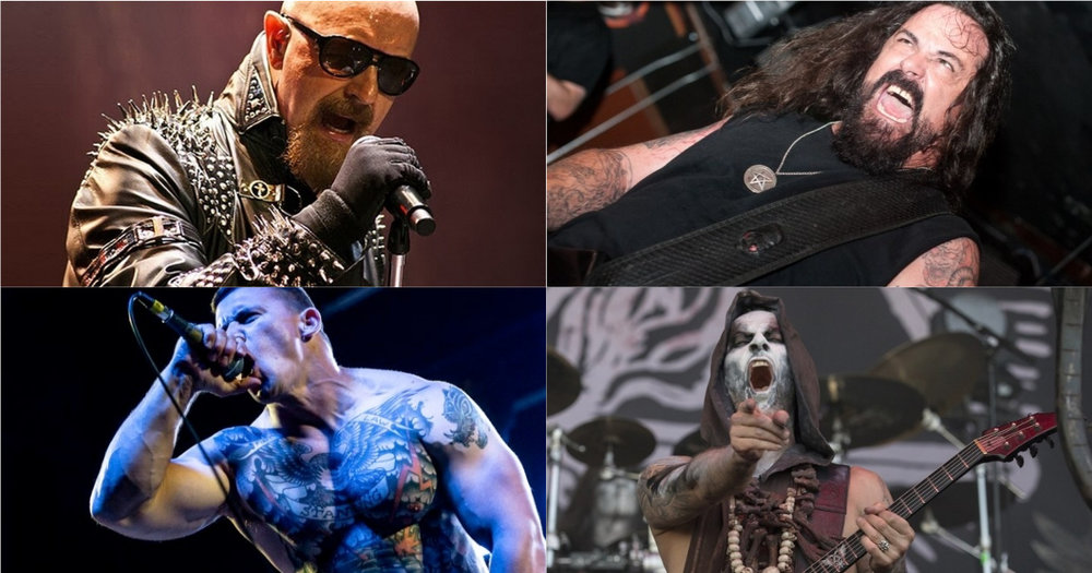Top 50 Metal Albums Of 2018 -