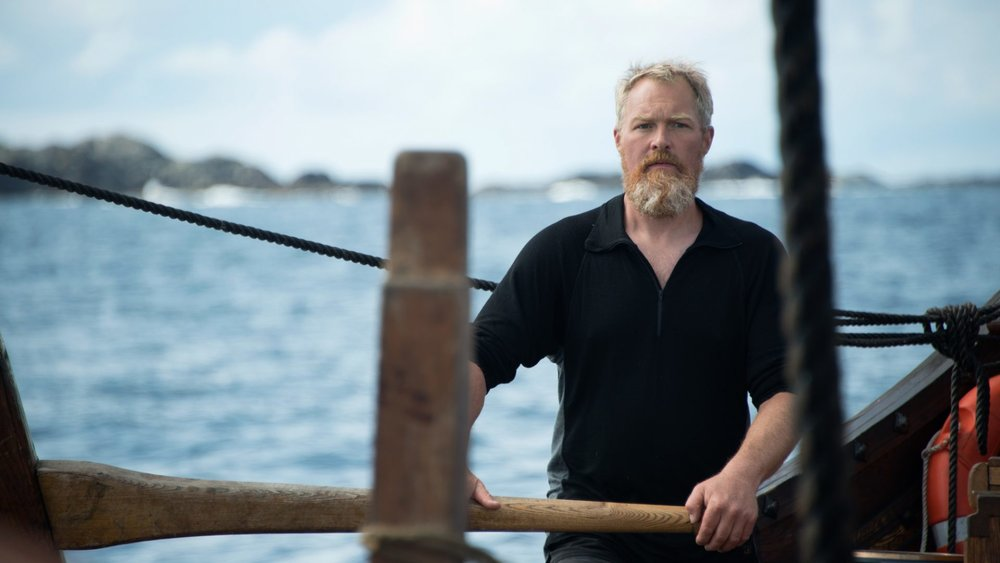 Arild Nilsen, Ship builder and sailor.
