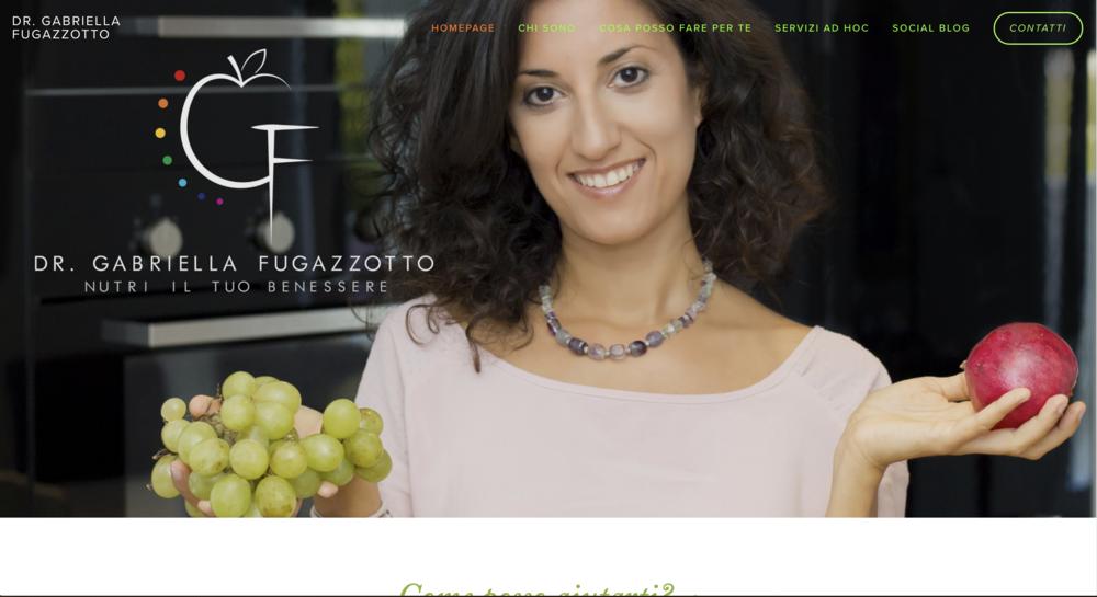 Dr. Gabriella Fugazzotto