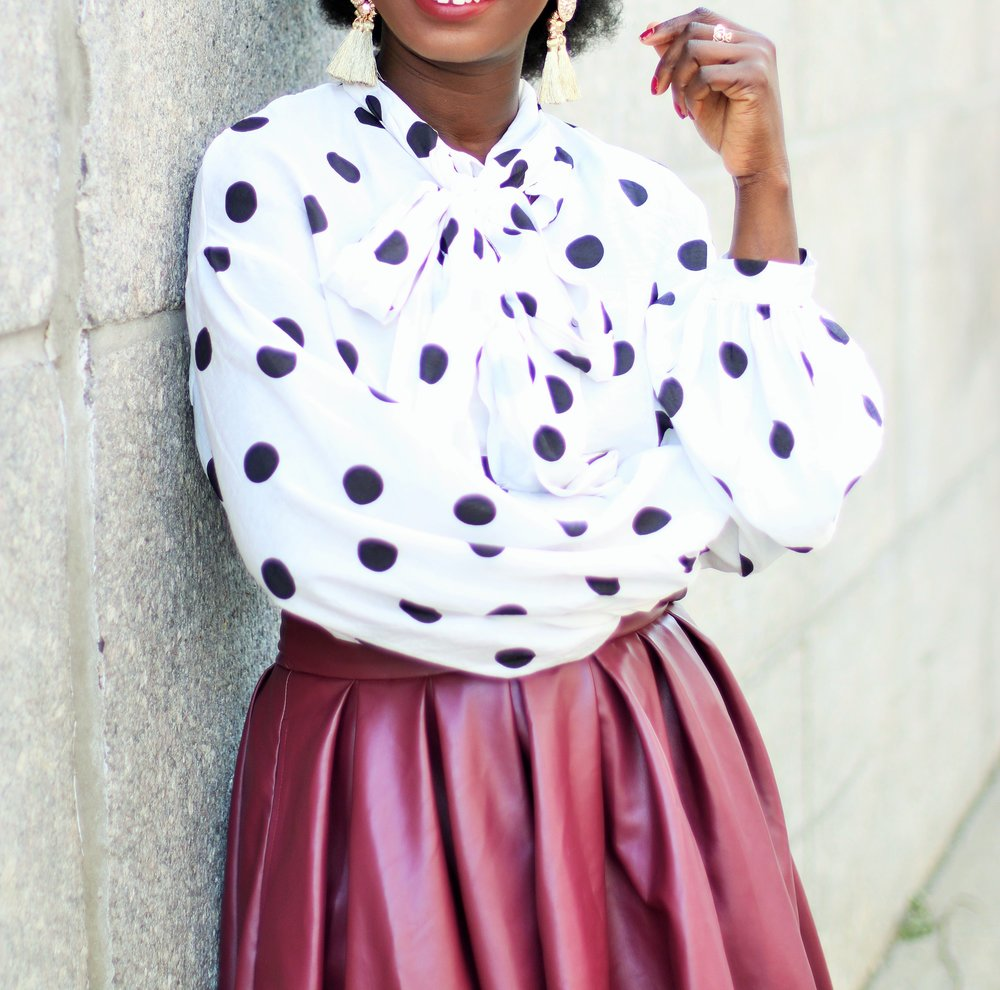 How-To-Style-Polka-Dots-Top