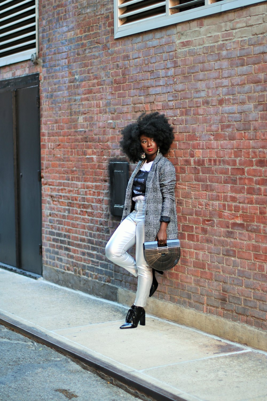 Street-Style-Silver-Pants