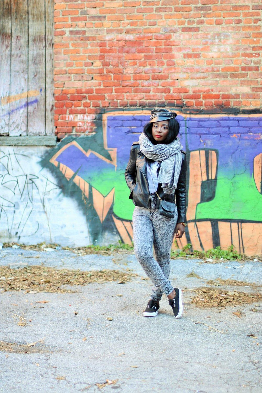 Plaid-Scarf-Outfits-Fall