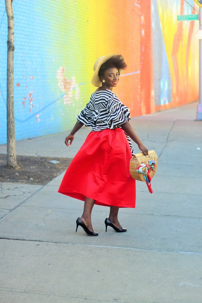 Full-Skirt-Outfit-Ideas