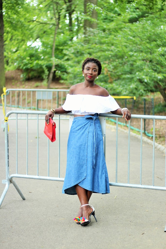 Wrap-Skirt-Outfit-Ideas