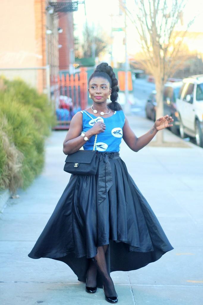 African-Print-Dresses