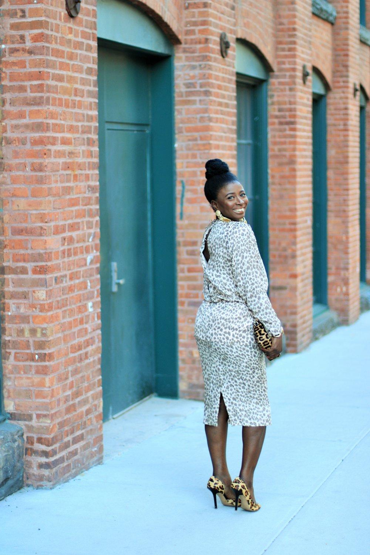 Leopard-Dresses