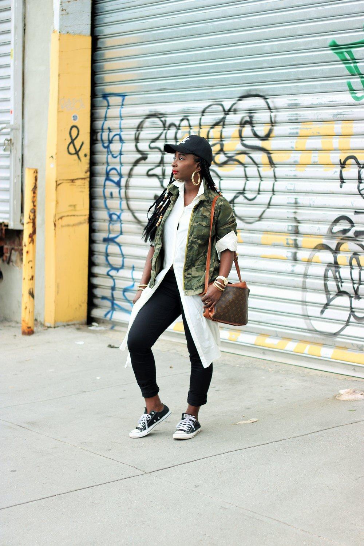 Street-Style-Camouflage-Jacket