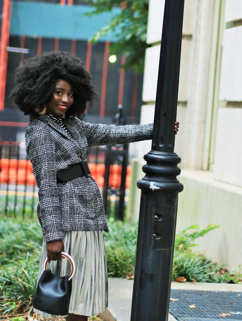 Tweed-Blazer-Outfit-Ideas