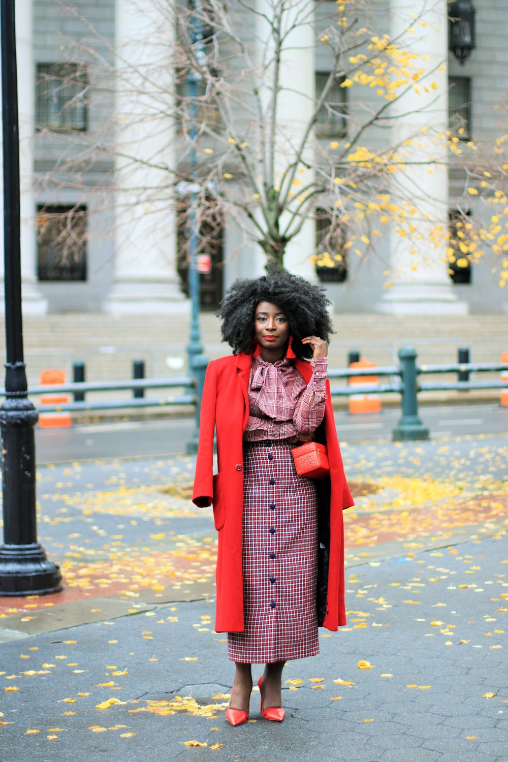 Outfits-with-red-coat