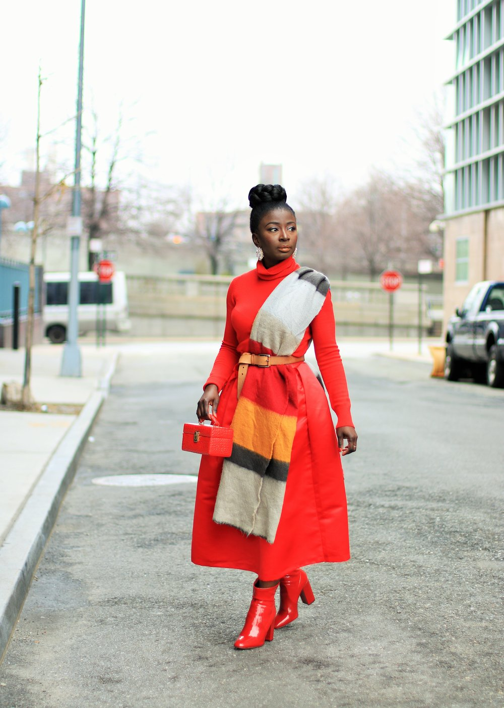 Belted-Scarf-Outfit-Ideas