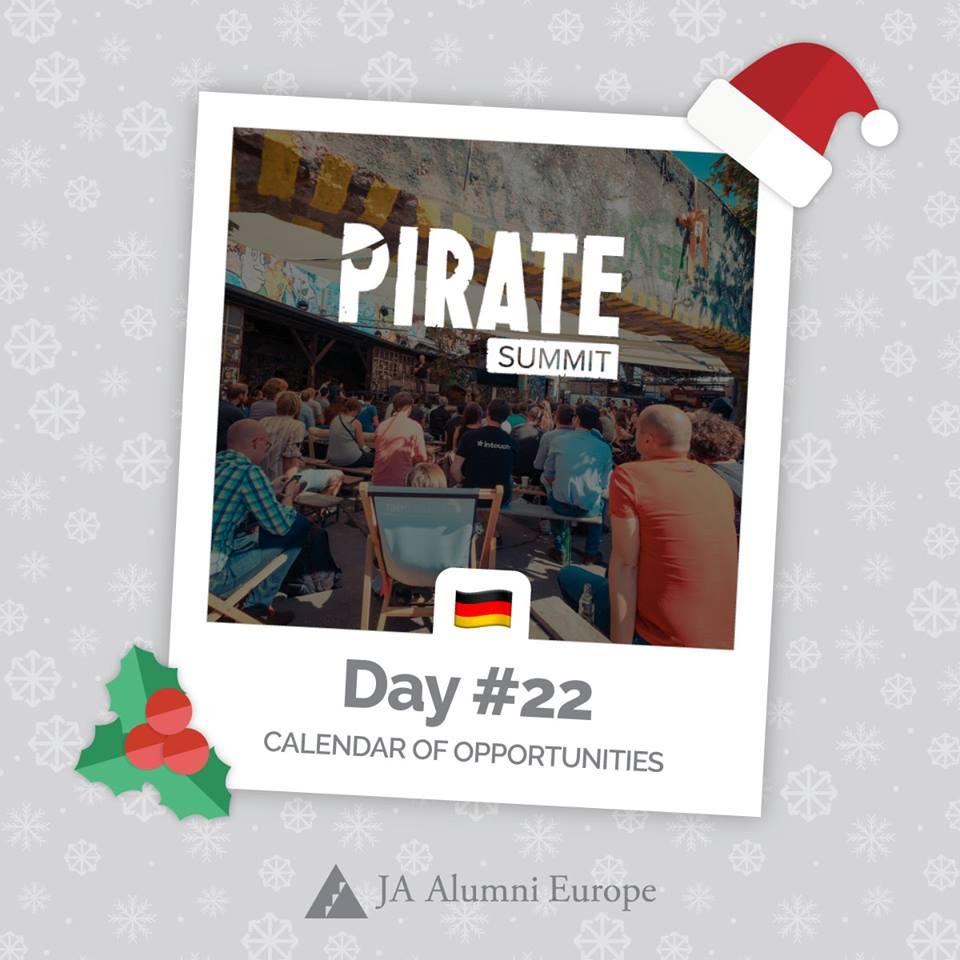 Pirate Summit Germany