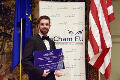 Amcham Youth EntrepreneurShip Award -