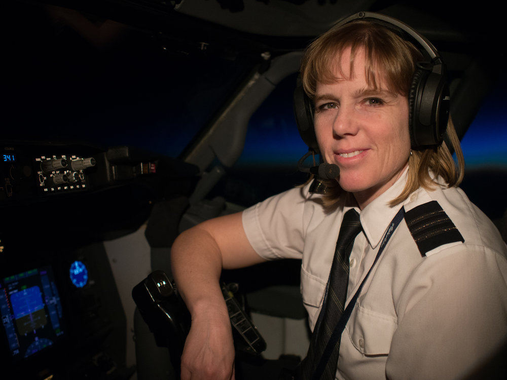 - On this episode of She's All That, talked with with Andrea Coppick, who graduated from Embry Riddle and has gone on to become an airline pilot, children's author, and supporter of women in aviation through her Dare To Dream scholarship. Join us for She's All That, radio for women, on Saturdays at 11 am and Sundays at 12:30 pm at 89.5 and 90.1 FM on Prescott Public Radio.