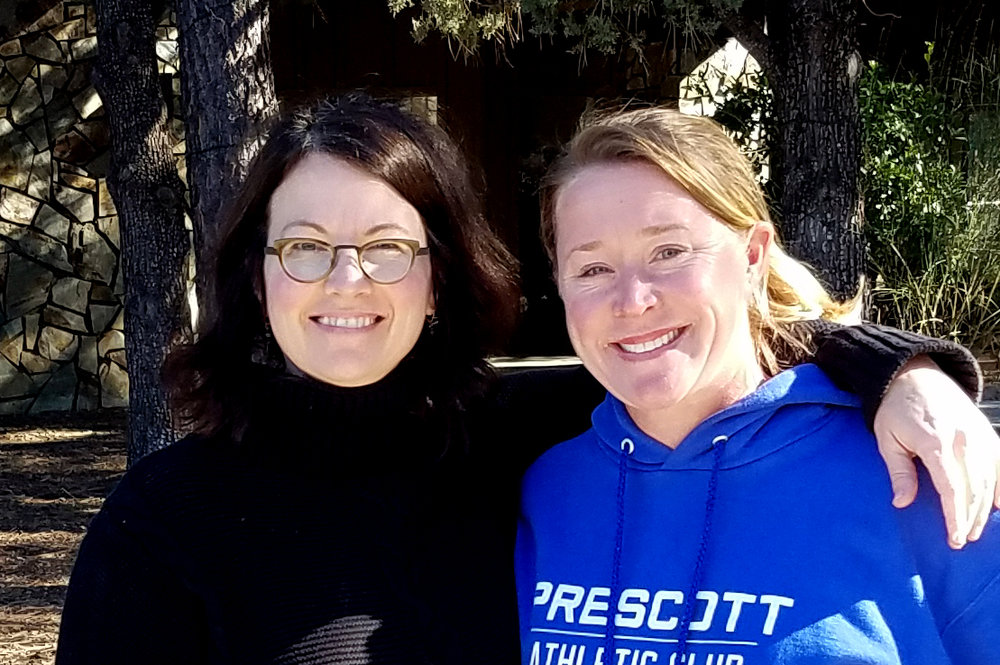 - On this episode She's All That, we're talking with Jennifer James and Amber Blanchard, who together with their husbands, own the Prescott Athletic Club, located off of Iron Springs, is a warm and welcoming social hub with a variety of events and activities.Join us for She's All That, radio for women, on Saturdays at 11 and Sundays at 12:30 right here on Prescott Public Radio.