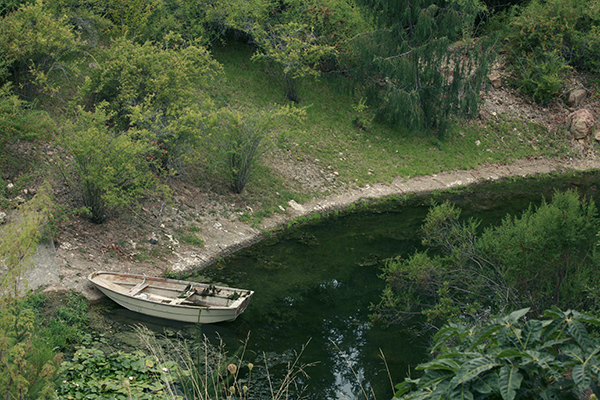 Sonoma Quarry Boat
