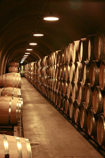 Sonoma Wine Casks