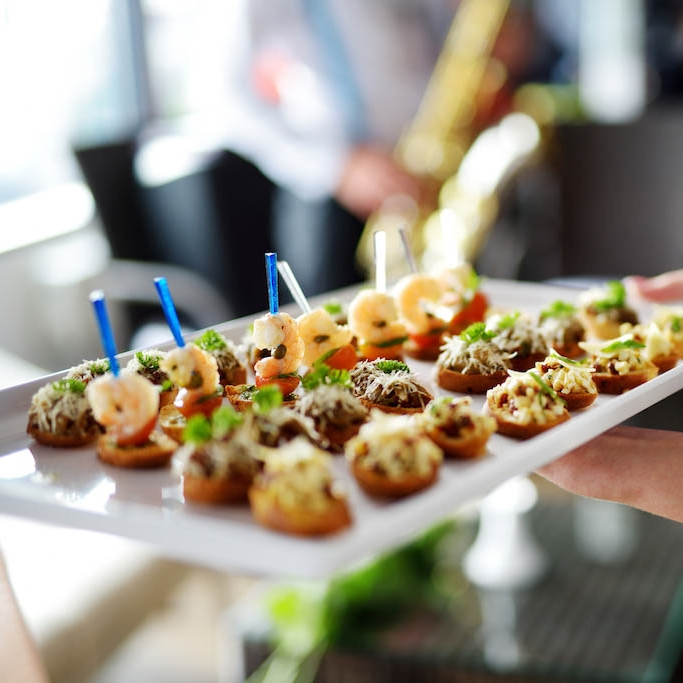 Offsite Catering -