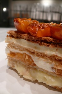 apricot millefeuille2