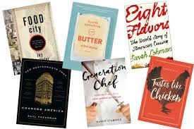 Bon Appetit Best Books, 2017