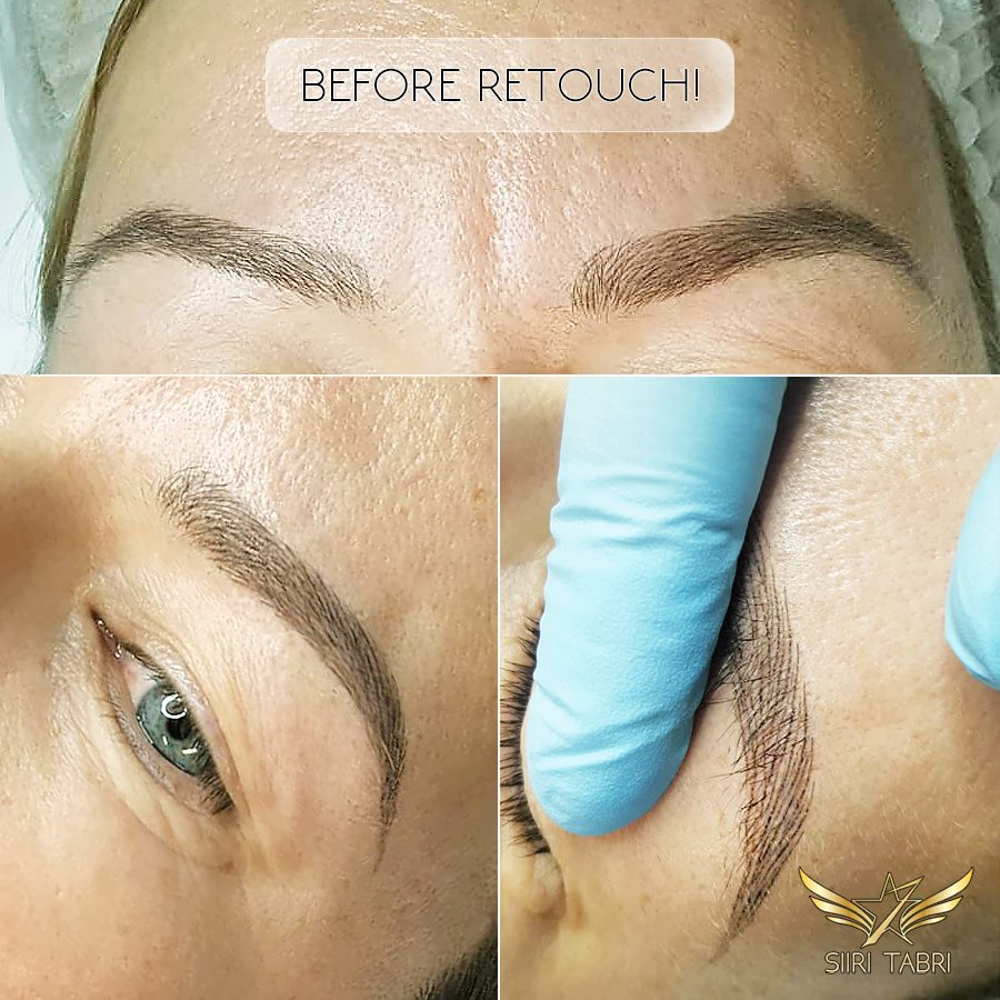 SharpBrows microblading. What's the most important thing when it comes to microblading? Obviously, the healed results. With light microblading the healed results amaze even experienced professionals.