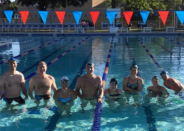 Photo Courtesy of the Trident Swim & Tennis Masters 2018