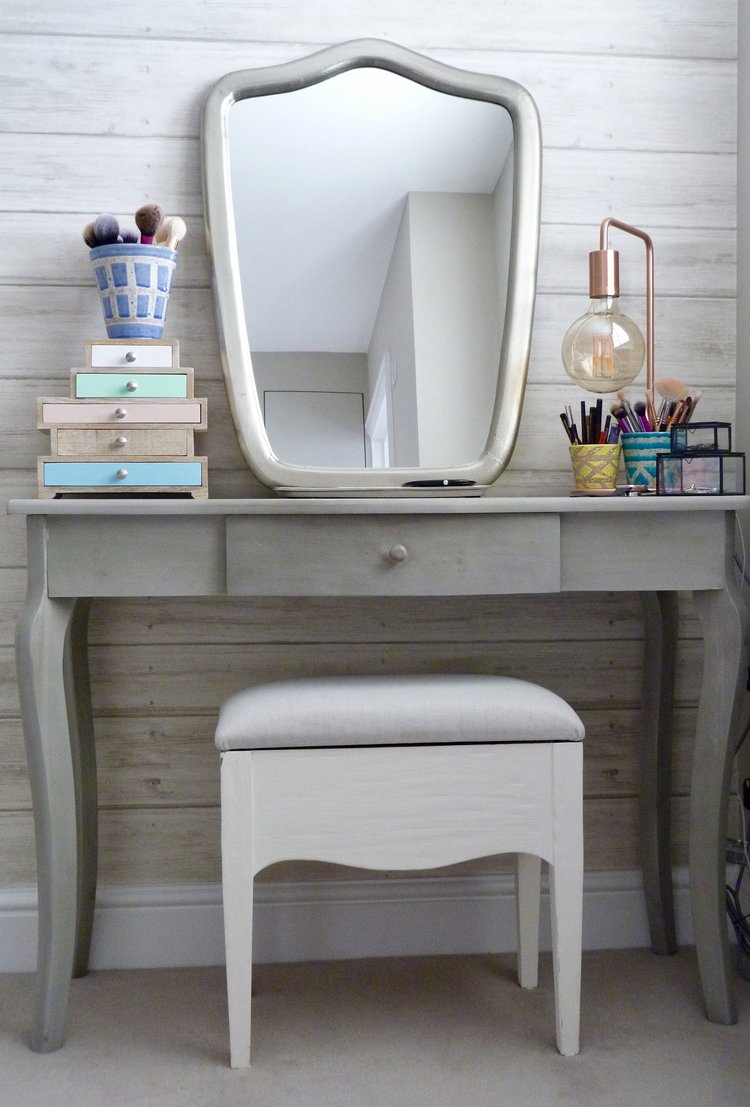 Dressing table loveliness — From Charlotte