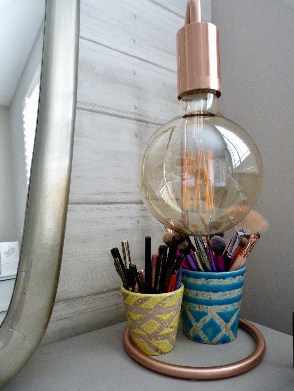 Copper Celio Lamp
