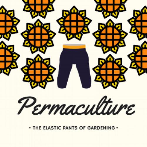 Permaculture:  Elastic Pants of Gardening