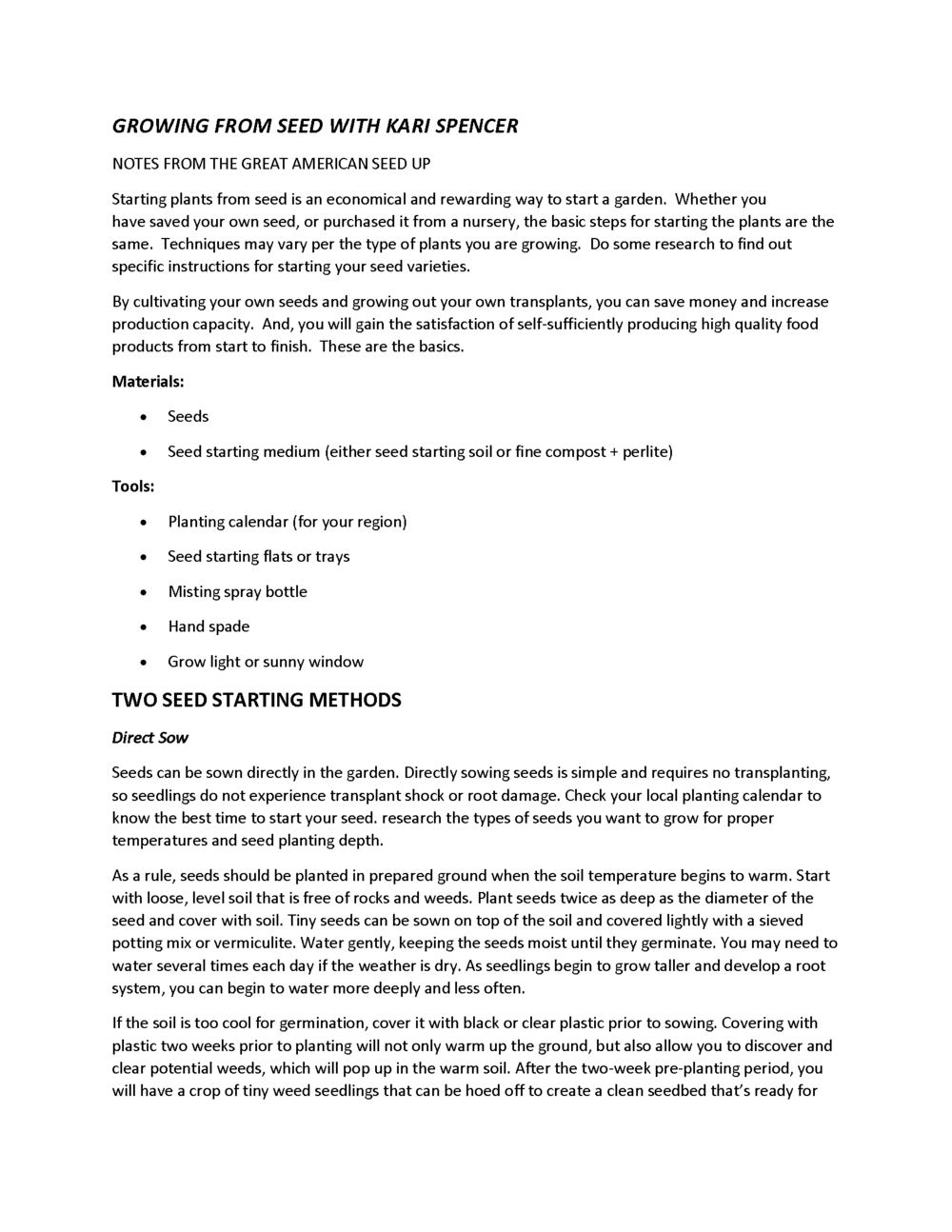 GROWING FROM SEED WITH KARI SPENCER notes_Page_1.png
