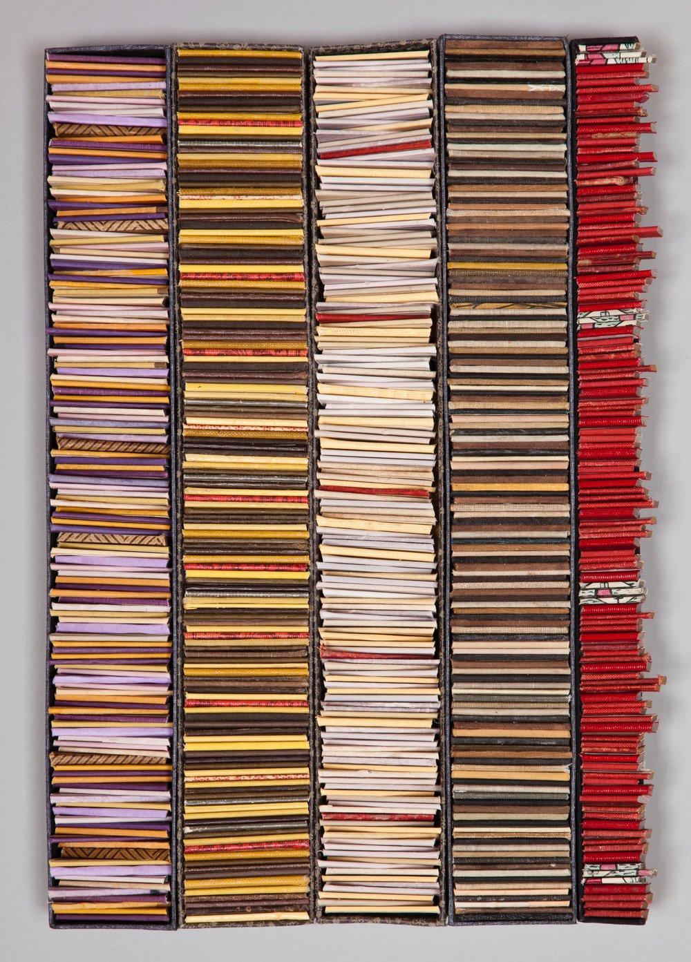 Cover Cuts_8,  2012.