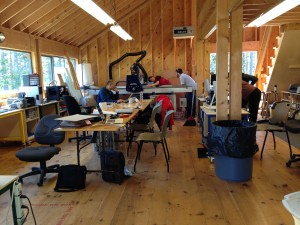 fabrications digital facility at Haystack