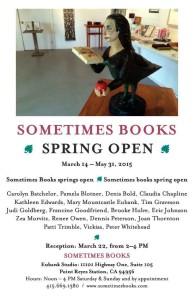 SometimesBooksSpring2015 1