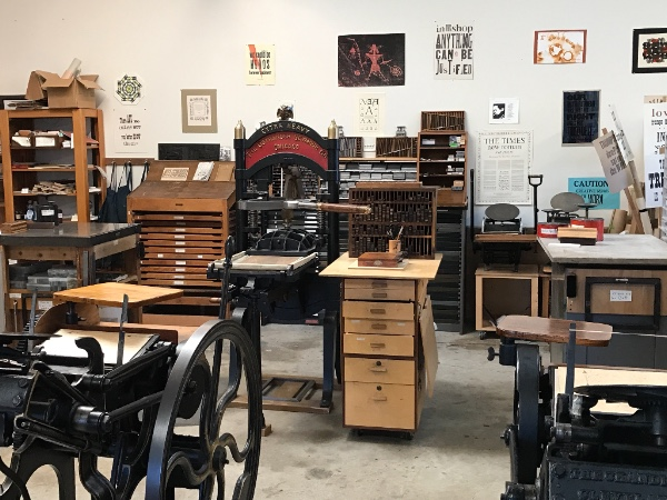 North Bay Letterpress Arts