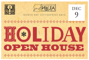 - Holiday Open House