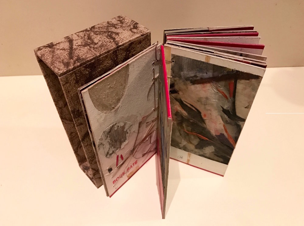 Coptic Bound Cover Book