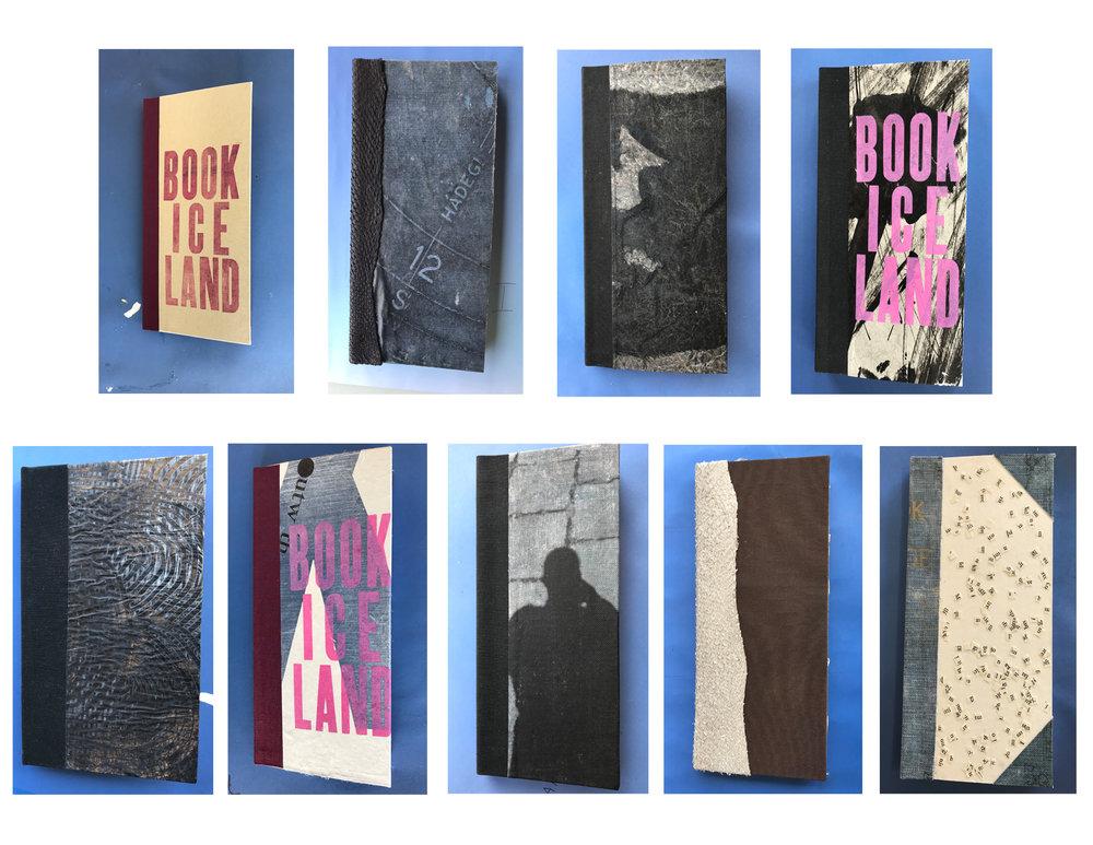 Class Exhibit of the Drum Leaf Books