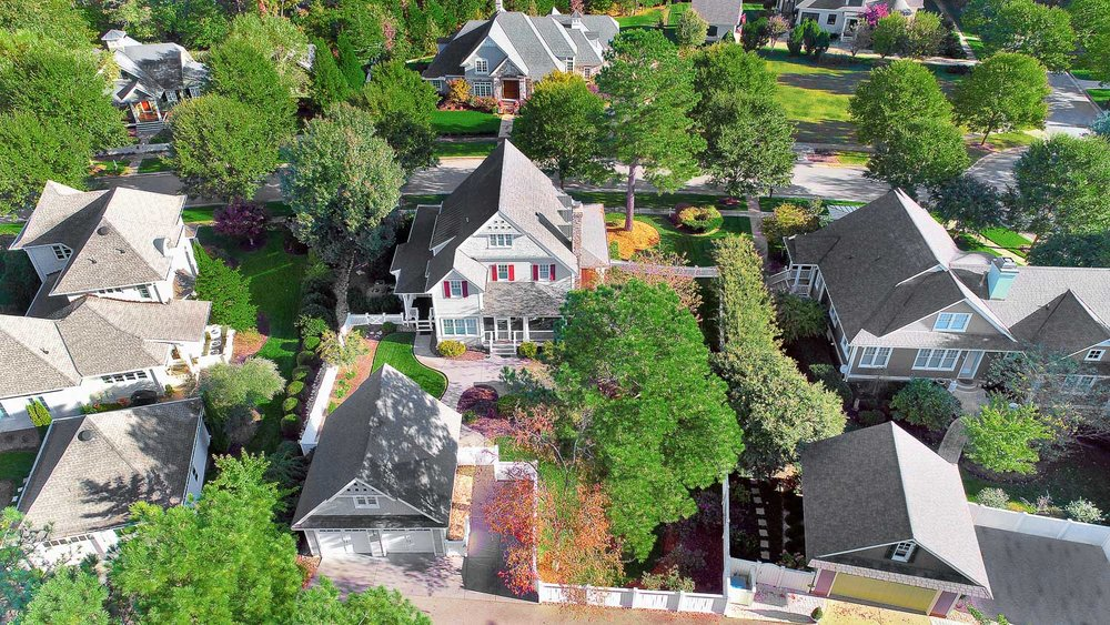Aerial Photography and Drone Pictures of Real Estate in Richmond Virginia