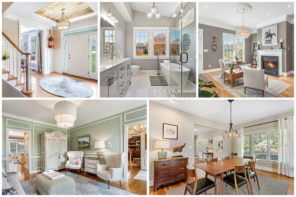 Interior Design Photography Richmond Virginia