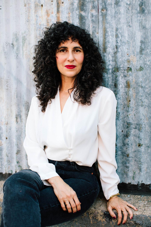 Erin Patinkin, photo by Carey MacArthur