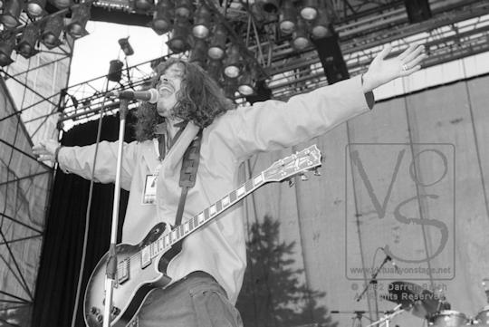 Chris Cornell - Soundgarden, 1992