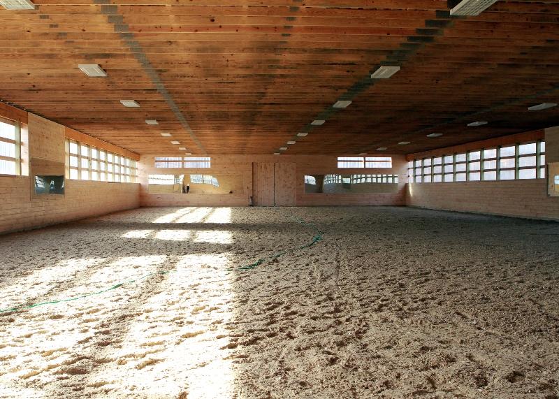 Ipswich barn interior