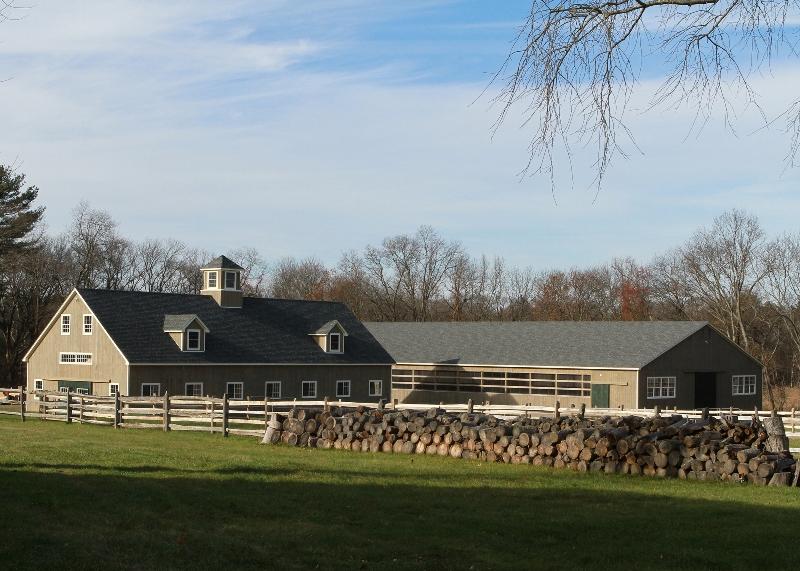 ipswich barn from farm