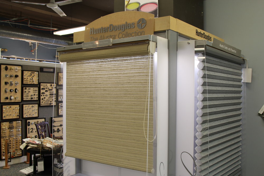 hunter douglas collection