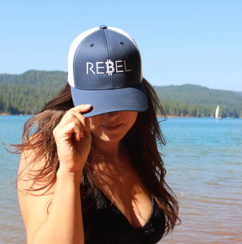 Bitcoin rebel trucker hat .png