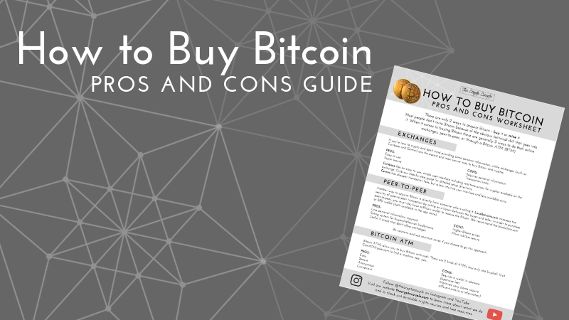 How to Buy BitcoinPROS and CONS image.png