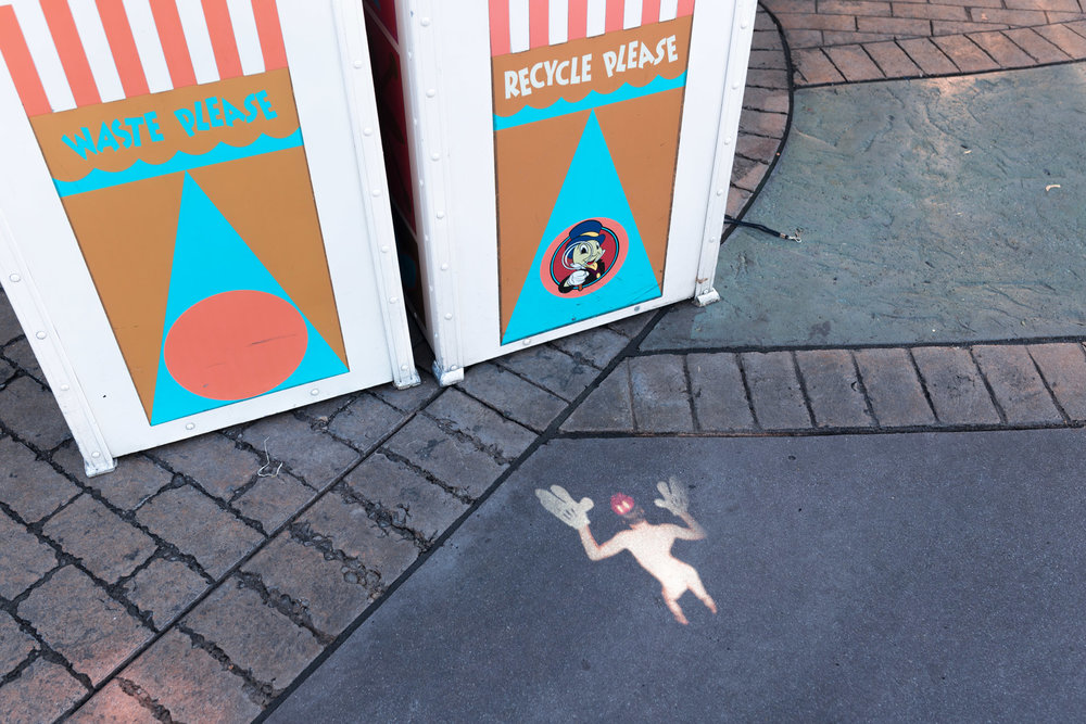Dirty Disney , Mainstreet USA