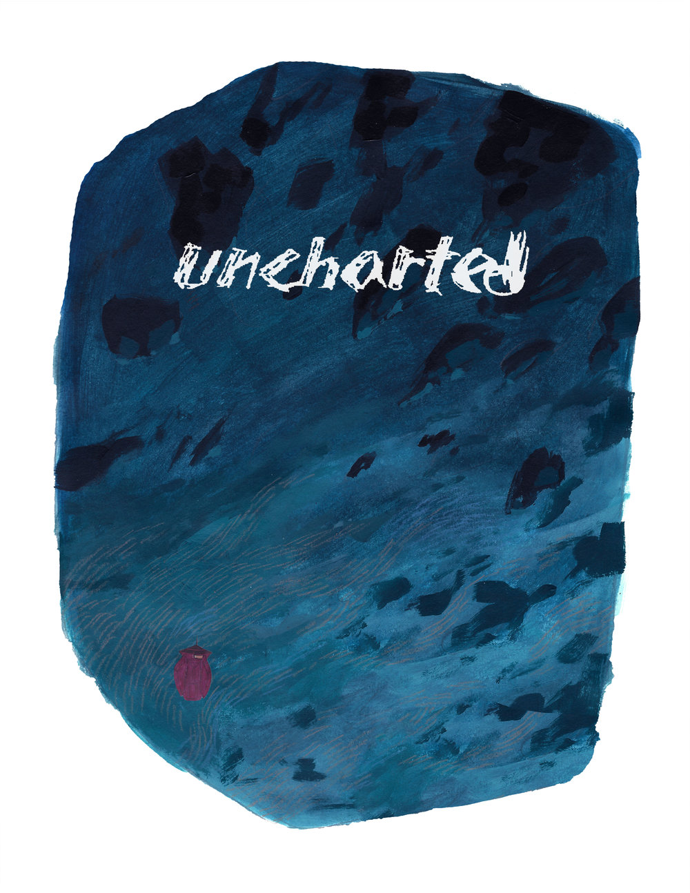Summer Story Telling: The Final Chapter  - Uncharted - Illustrated by Kerilynn Wilson - Written by Savannah Grace