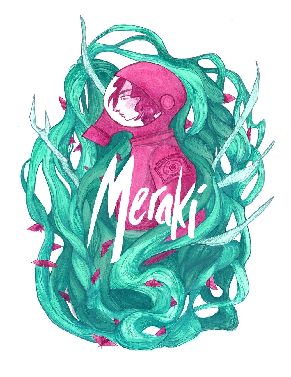 Meraki Cover Page
