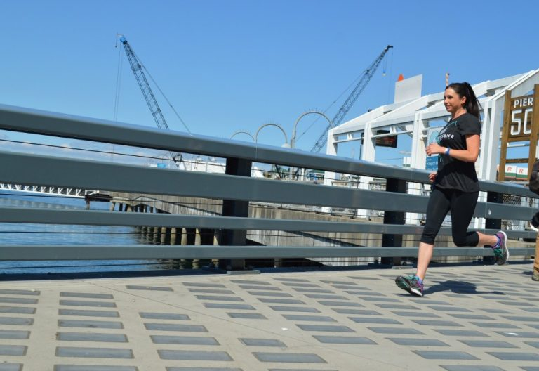 WOMEN'S RUNNING MAGAZINE   Assault Survivor Kelly Herron Talks About Her Attack 5 Months Later
