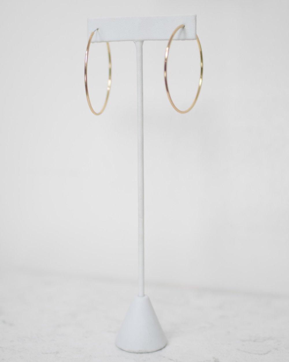 Copy of Simple Hoop Earrings